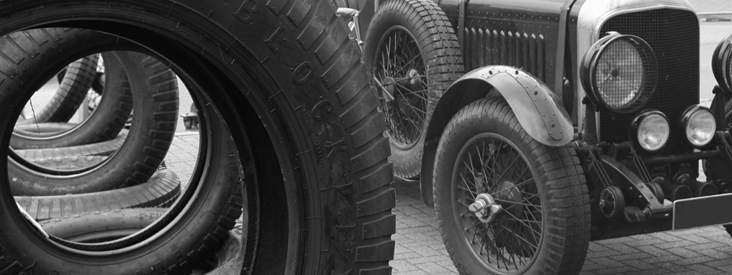 Dunlop Wire Wheels