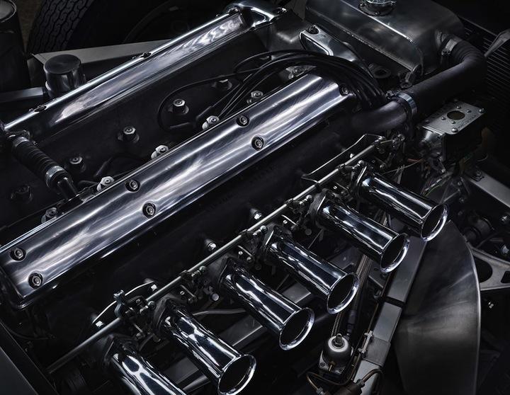 New Jaguar E-type Lightweight