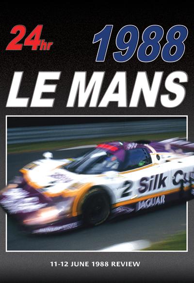 24hr Le Mans 1988 DVD