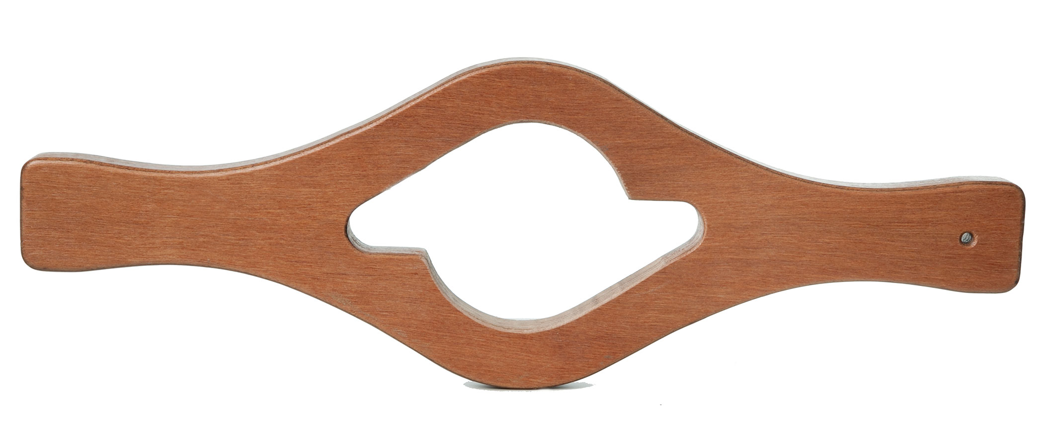 Two Eared Wooden Spinner Saver