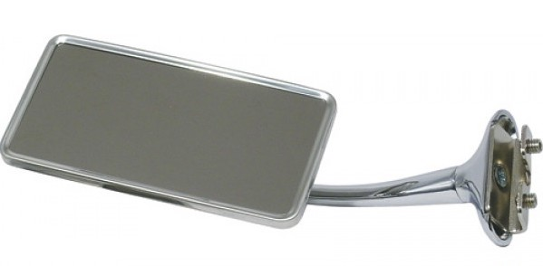 Rectangular Door Edge Mirror