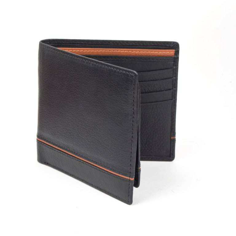 Dents Leather Wallet and Removable Card Holder