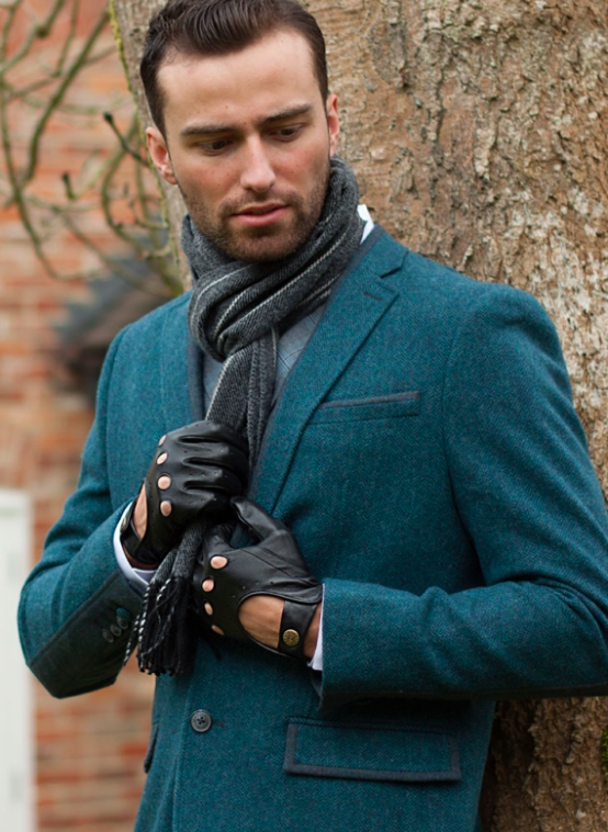 Dents Classic Leather Driving Gloves
