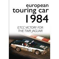 European Touring Car 1984 ETCC Victory for the TWR Jaguar DVD