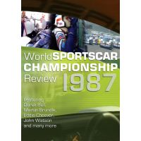 World Sportscar Championship Review 1987 DVD