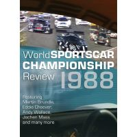 World Sportscar Championship Review 1988 DVD