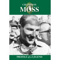 Champion Stirling Moss Profile of a Legend DVD