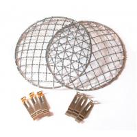 "5 3/4"" Headlamp Stone Guard Covers"