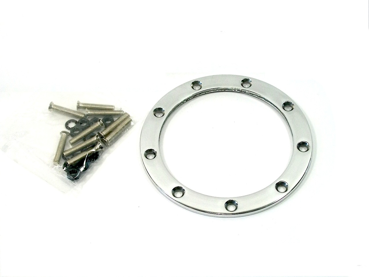 Moto-Lita Top Ring and Screw Kit