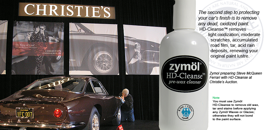 Zymol HD-Cleanse Pre-Wax Cleaner