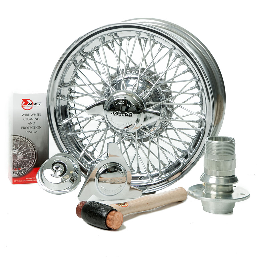 Wire Wheel Cleaning & Protection System