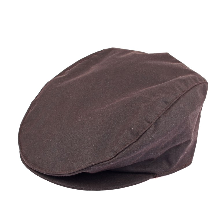 Weatherproof Wax Cotton Flat Cap