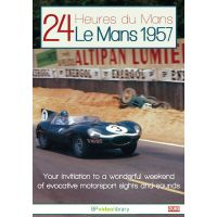 24hr Le Mans 1957 DVD
