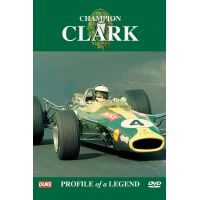 Champion Jim Clark Profile of a Legend DVD