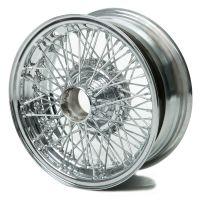 Jaguar Competition Dunlop Wire Wheel