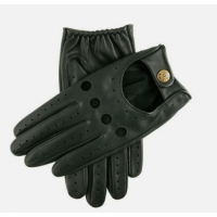 Classic Leather Driving Gloves BRG