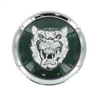 Jaguar Wheel Badge Growler Green
