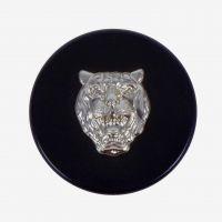 Jaguar Hubcap Medallion C27140