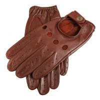 Classic Leather Driving Gloves English Tan