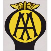 AA Classic Sticker