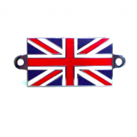Bolt On Metal Union Jack