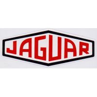 Jaguar Lozenge Sticker
