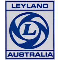 Leyland Australia Framed Logo Sticker