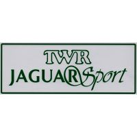 TWR Jaguar Sport Sticker