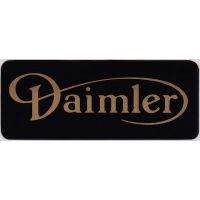 Daimler Cam Cover Decal