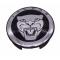 Jaguar Wheel Badge Black